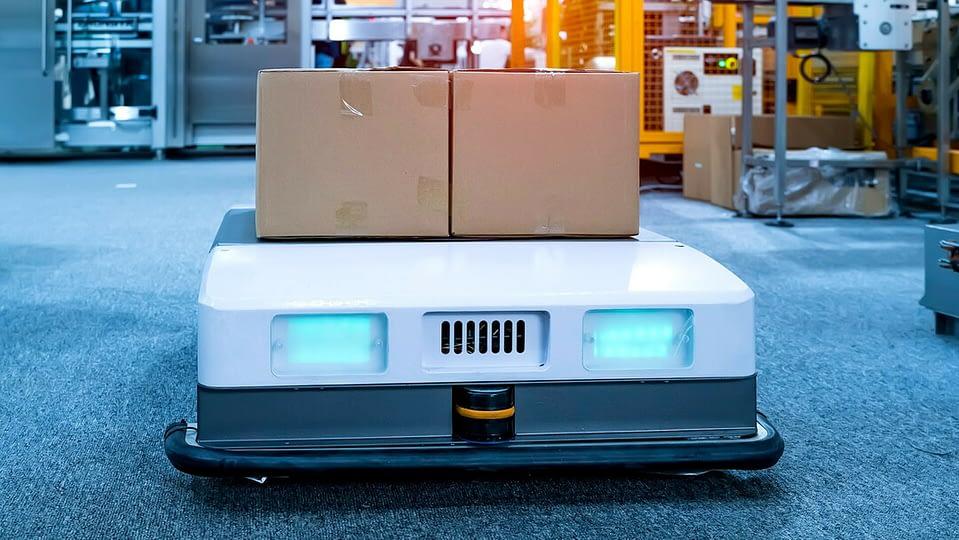 Você já ouviu falar em veículos autônomos? Saiba em nosso post quais as vantagens oferecidas por essa tecnologia da indústria 4.0 dentro dos armazéns.
